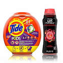 Tide PODS 3 in 1 HE Turbo Laundry Detergent Pacs, Spring Meadow Scent,