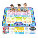 Jasonwell Aqua Magic Doodle Mat 40 X 32 Inches Extra Large Water Drawing