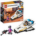 LEGO Overwatch Tracer & Widowmaker 75970 Building Kit, 2019 (129 Pieces)