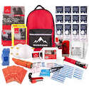 Rescue Guard; First Aid Kit, Hurricane Kit, 2 People (Basic Survival Pack)