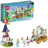 LEGO Disney Cinderella's Carriage Ride 41159 4+ Building Kit, 2019 (91 Pieces)