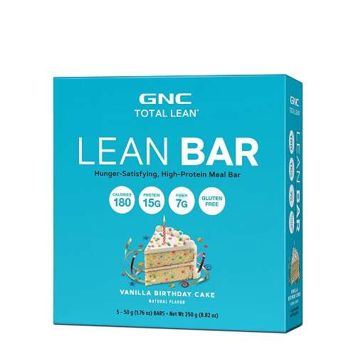 高蛋白膳食能量棒 香草蛋糕味