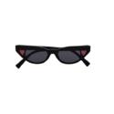 Adam Selman x Le Specs 猫眼墨镜