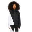 Nike 黑白撞色运动外套