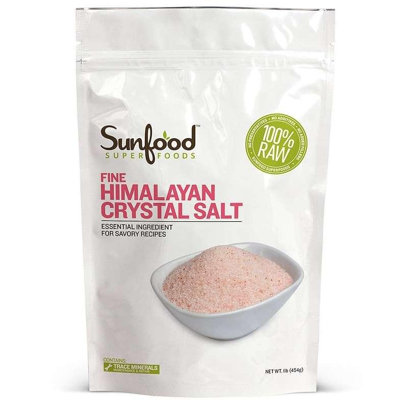 Sunfood 优质喜马拉雅晶体盐