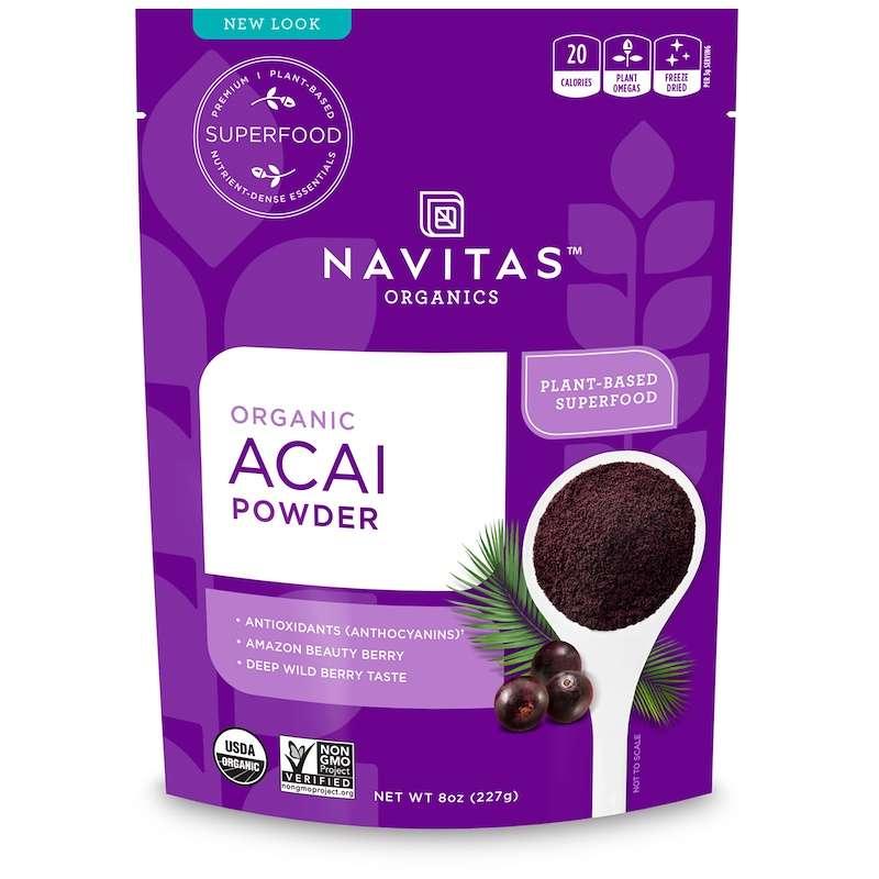 Navitas Organics 有机巴西莓粉