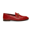 Gucci red loafers