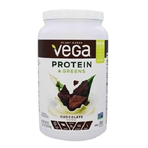 绿色有机蛋白粉 巧克力味