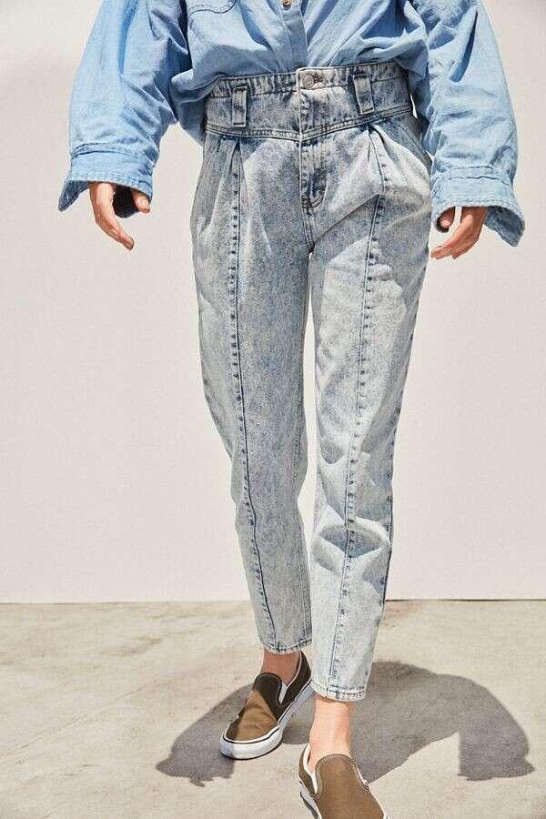 Olivia 高腰牛仔裤
