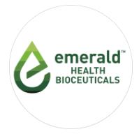 Emerald Health Bioceuticals, Inc,保健品