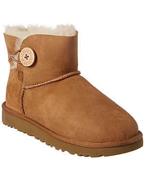 低筒雪地靴