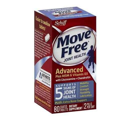 Move Free 维骨力(蓝盒) 80粒