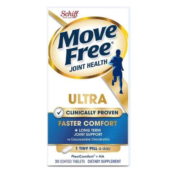 【上新】Move Free 特快缓解 长效版 30粒