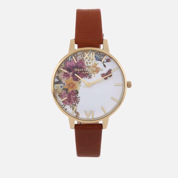 花卉系列手表