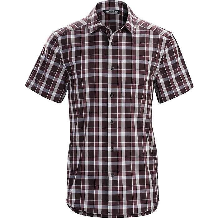 Brohm SS 男士短袖衬衫