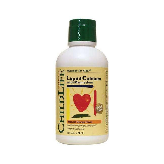 儿童钙镁锌成长营养液