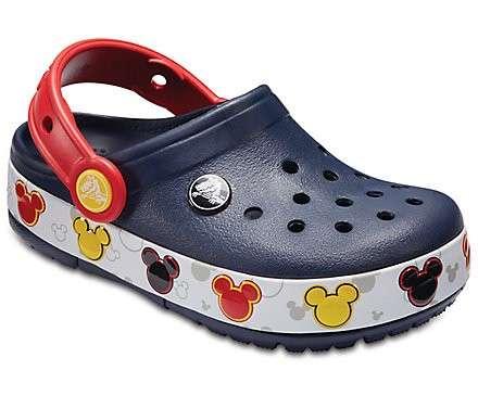 迪士尼合作款 童款洞洞鞋