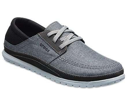 男士帆船鞋