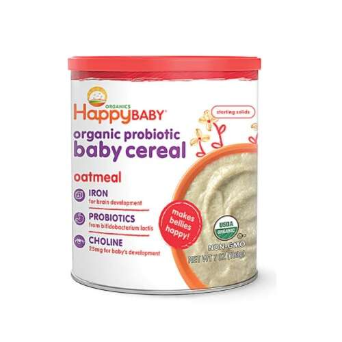 Happy Baby 有机米粉