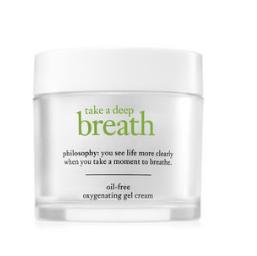 oil-free oxygenating gel cream