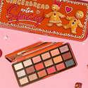 Nordstrom:Too Faced 新款圣诞限量系列彩妆,姜饼人眼影盘等