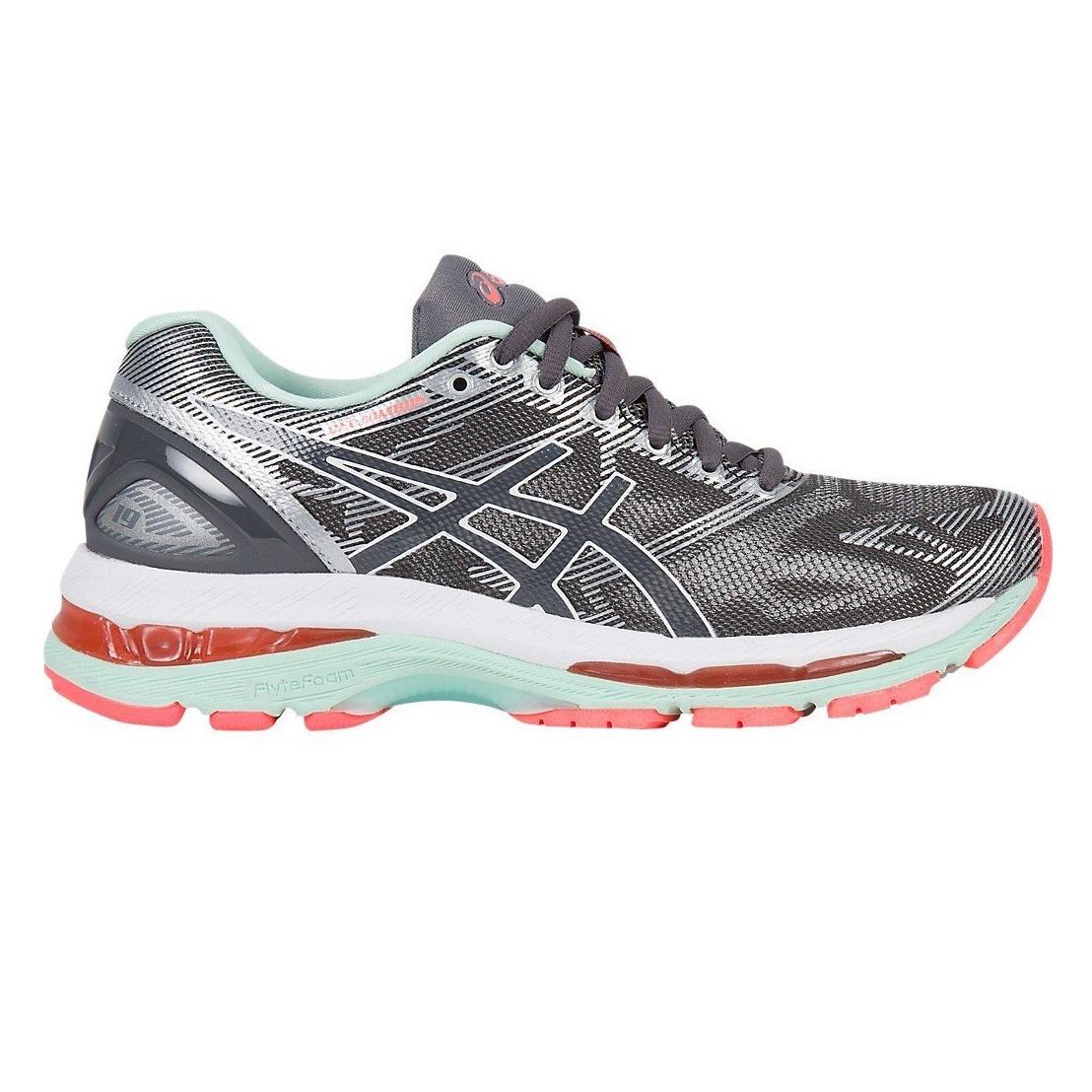 separation shoes 901cf 80467 ASICS 亚瑟士GEL-Nimbus 19 女士顶级缓震跑步鞋$49.99 - 北美找丢网