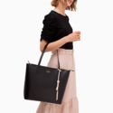 kate spade lawton way rose 托特包