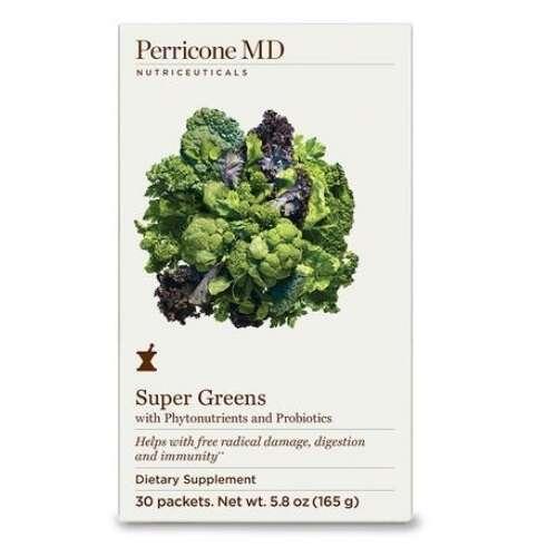 超级绿蔬补充剂