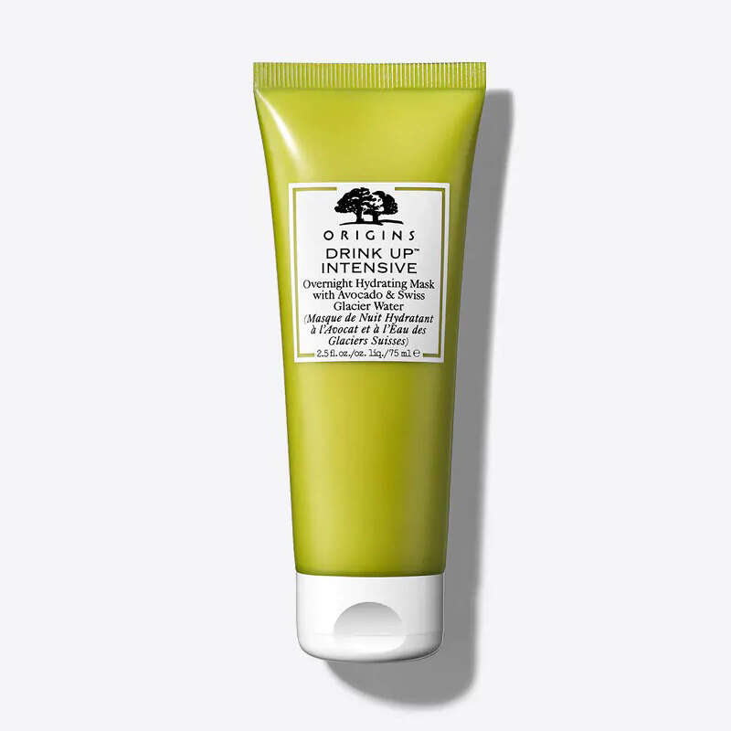 Overnight Hydrating Mask With Avocado & Swiss Glacier Water