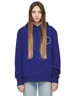 Blue Klein Europa Hoodie