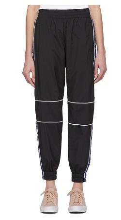 Black Wimbledon Lounge Pants