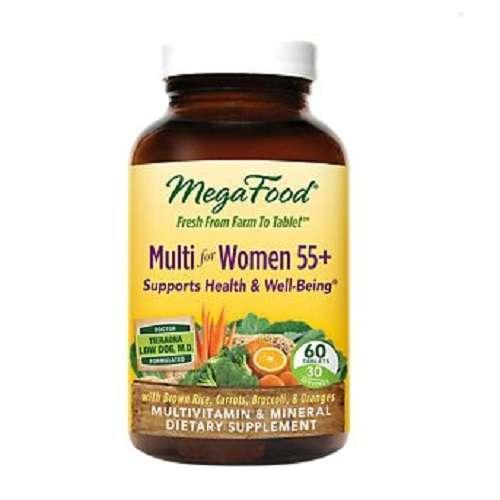 女性复合维生素 55+