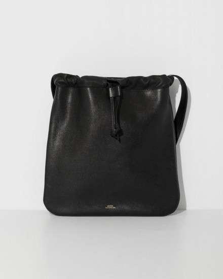 黑色 sac havane 斜挎包