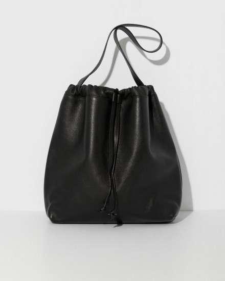 黑色 sac lena 斜挎包
