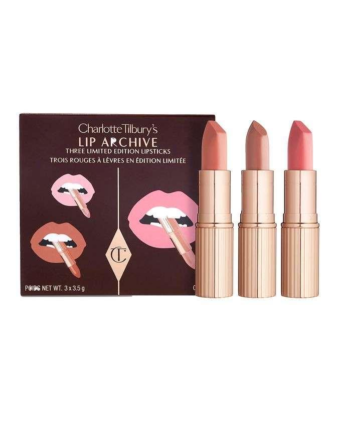 Lip Archive Trio 唇膏三支套装