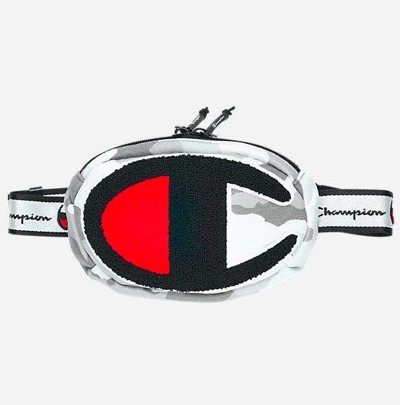 冠军 Logo腰包