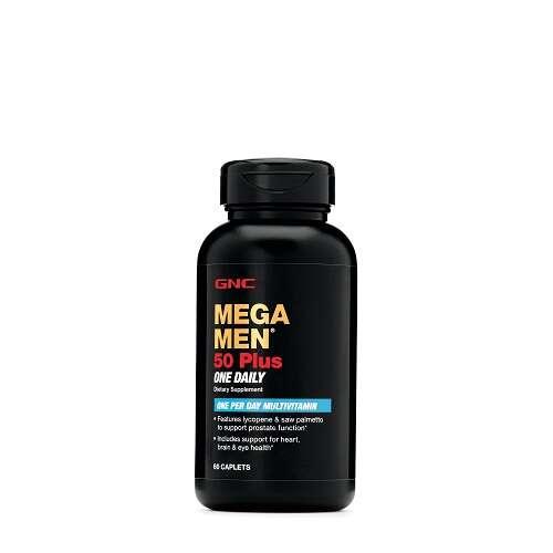 男性每日复合维生素 50+