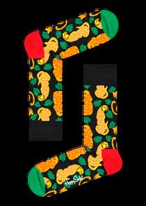 花豹图案袜子