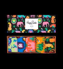 南非五大兽袜子礼盒