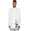 Jil Sander 白色宽松衬衫