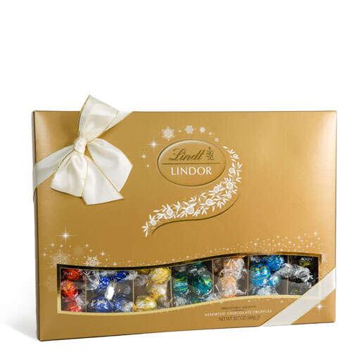 软心巧克力盒