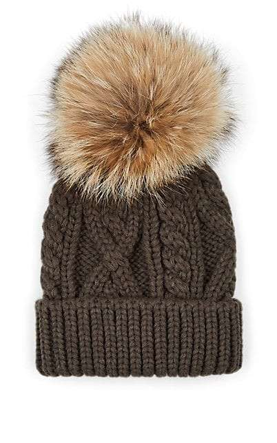 CROWN CAP 针织帽