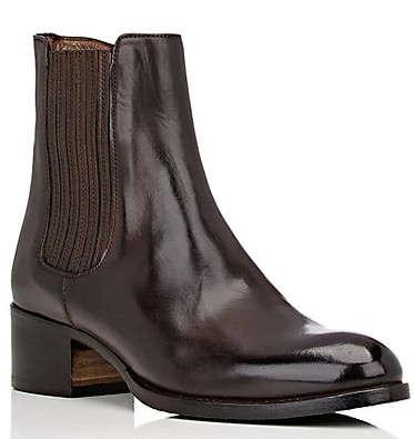 BARNEYS NEW YORK 切尔西靴