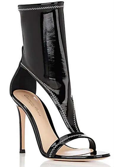 GIANVITO ROSSI 高跟凉鞋