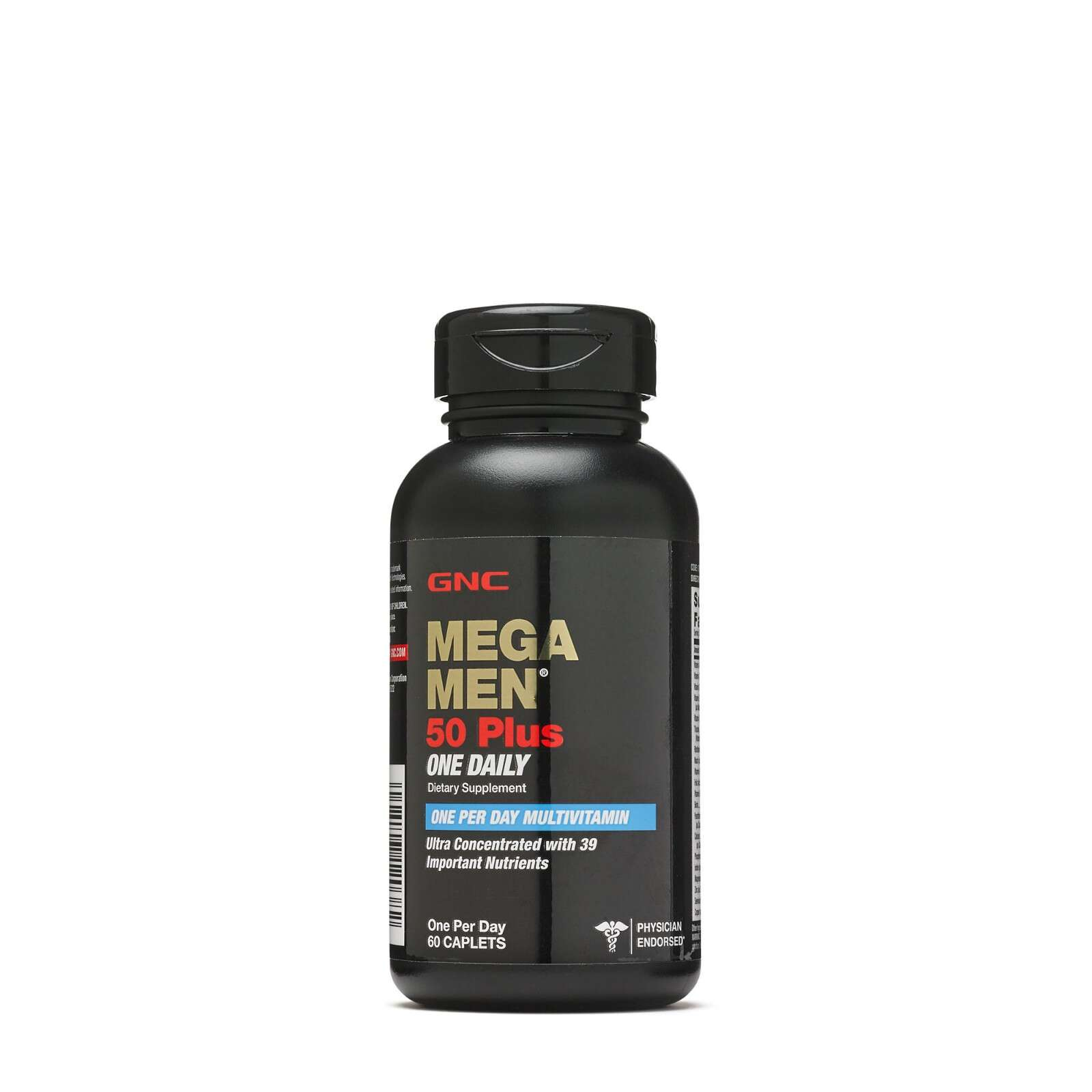 GNC MEGA MEN® 50 PLUS ONE DAILY