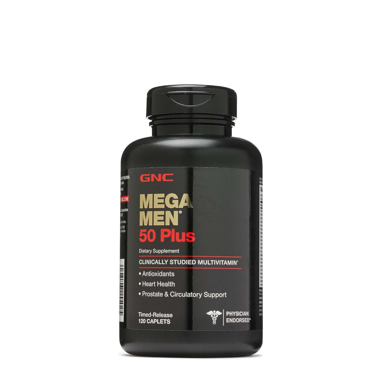 GNC MEGA MEN® 50 PLUS