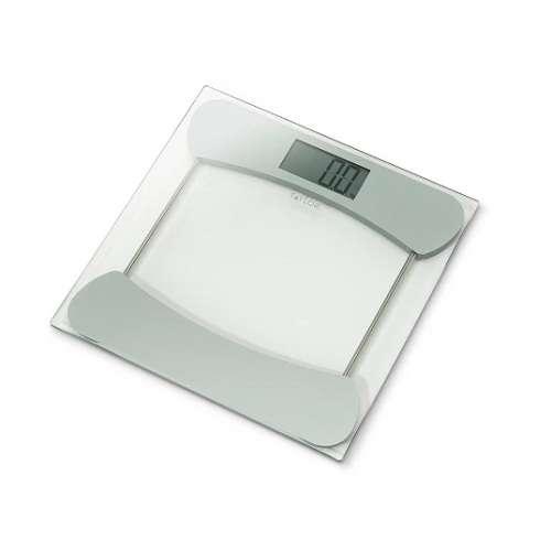 玻璃数字体重秤