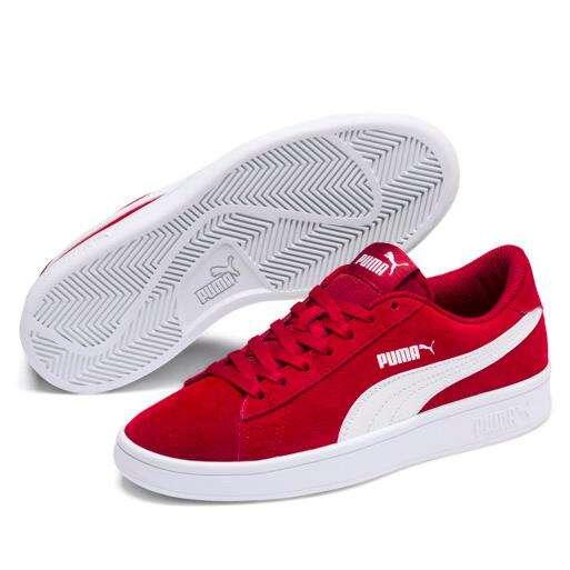 Puma Smash v2 Suede Sneakers JR