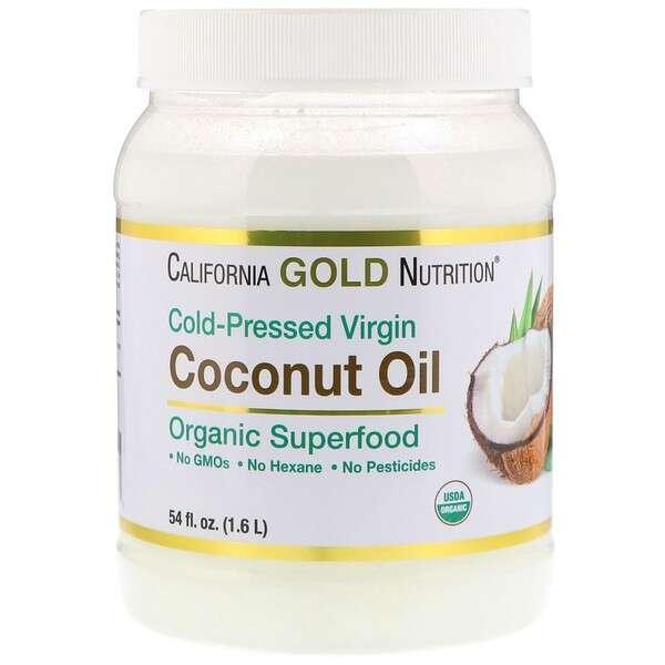 有机初榨椰子油