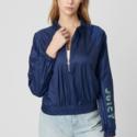 Juicy Couture 基础款 Logo 装饰夹克